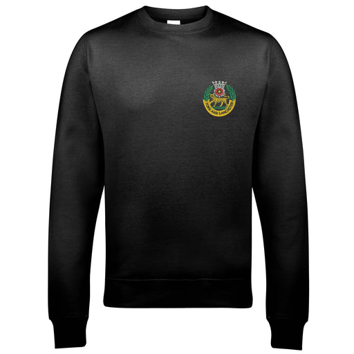 York and Lancaster Regiment Sweatshirt