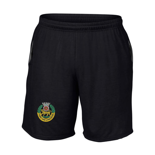 York and Lancaster Regiment Performance Shorts