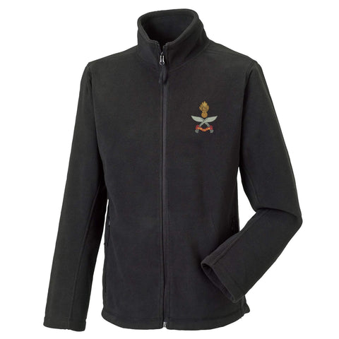 Queens Gurkha Engineers Fleece