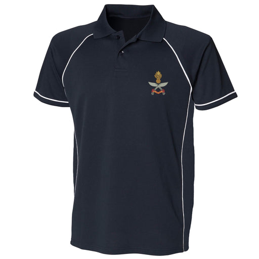 Queens Gurkha Engineers Performance Polo