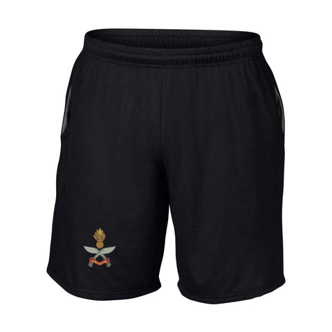 Queens Gurkha Engineers Performance Shorts