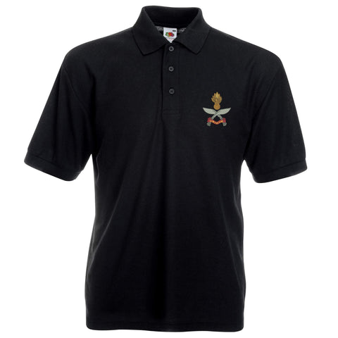 Queens Gurkha Engineers Polo Shirt