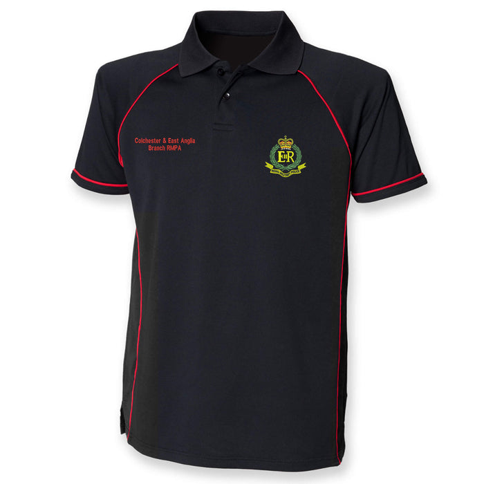 Branch Name Embroidery - Royal Military Police Performance Polo