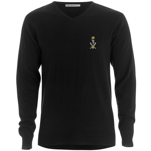 Queen's Gurkha Signals Arundel Sweater