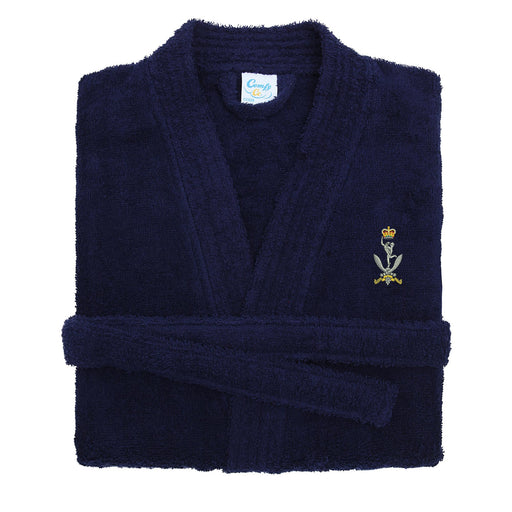 Queen's Gurkha Signals Dressing Gown