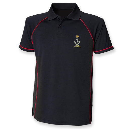 Queen's Gurkha Signals Performance Polo