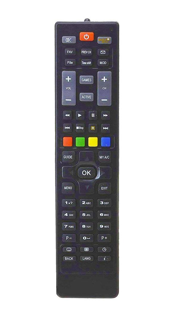 Remote for Set top Box and All Tv Universal Remote of Orignal Remote