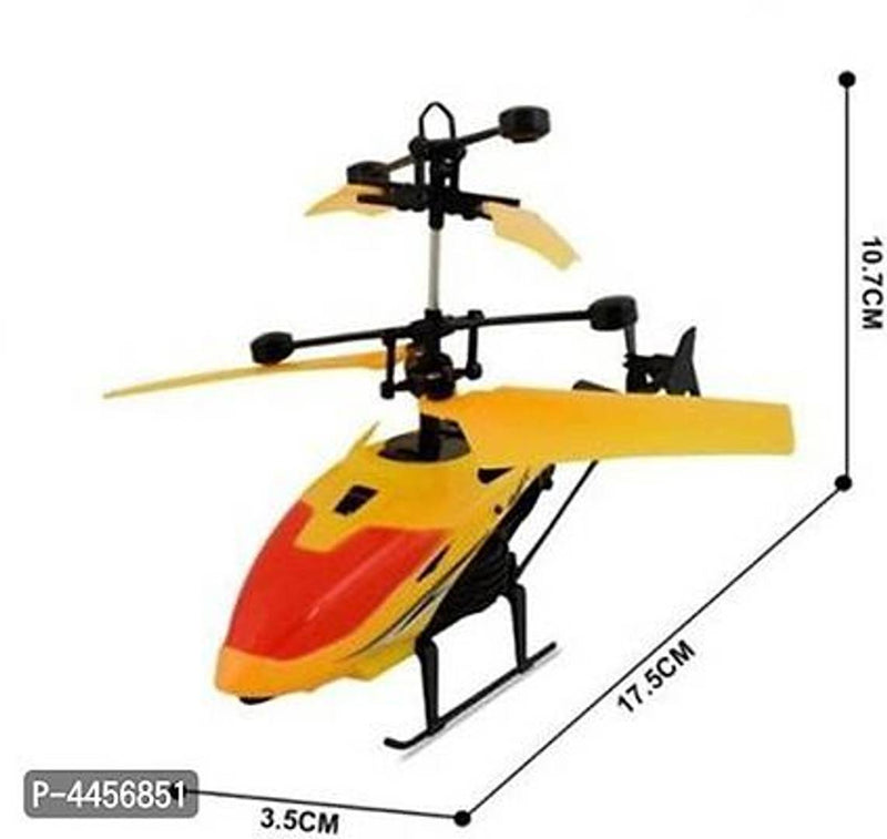 Flying Outdoor Exceed Induction Helicopter with Remote And Sensor