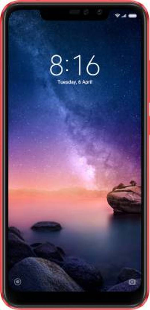 Redmi Note 6 Pro 64GB ROM 4GB RAM Refurbished