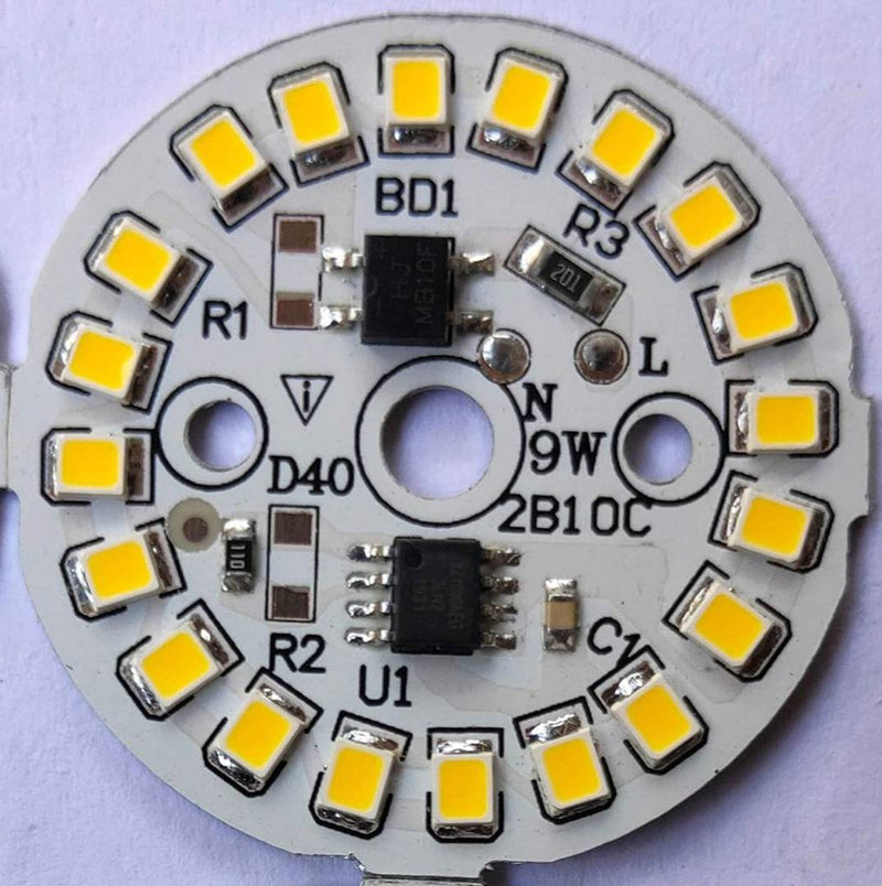 DOB(Direct On Board) 9W led (100 pcs)