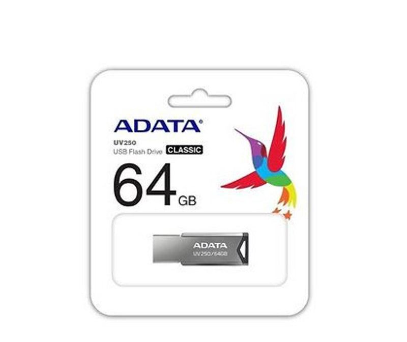 Adata UV250 64GB USB 2.0 Pen Drive