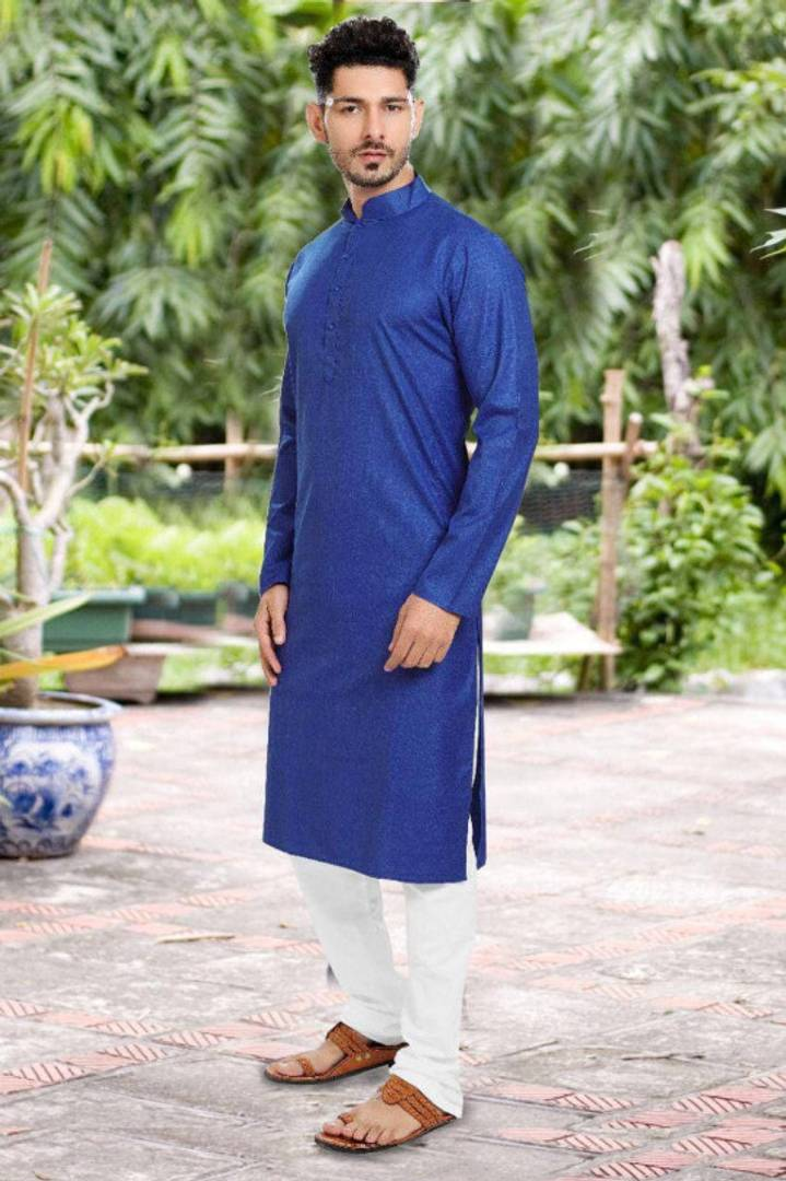 plain kurta with pajama
