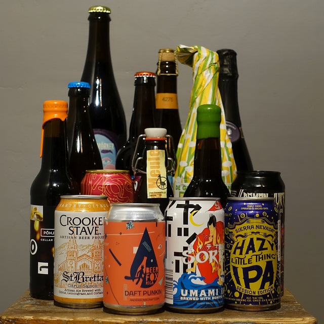Buy great craft beers in Latvia