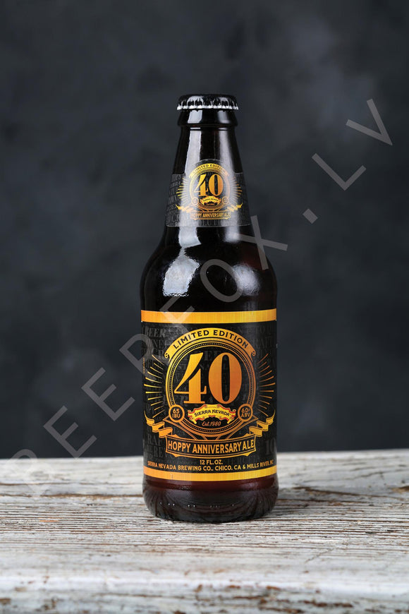 SIERRA NEVADA - 40th Hoppy Anniversary Ale