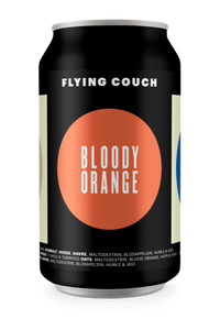 FLYING COUCH - Bloody Orange