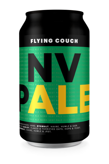 FLYING COUCH - NV Pale Ale