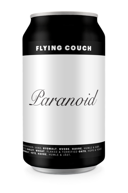 FLYING COUCH - Paranoid