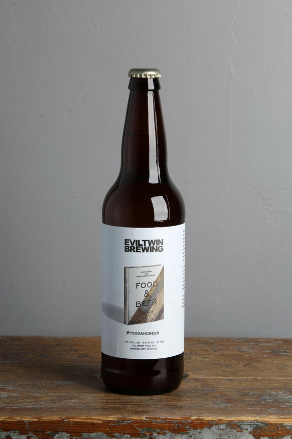 American Pale Ale 650ml Bottle from Evil Twin brewery USA. Available to buy in Riga, Latvia
