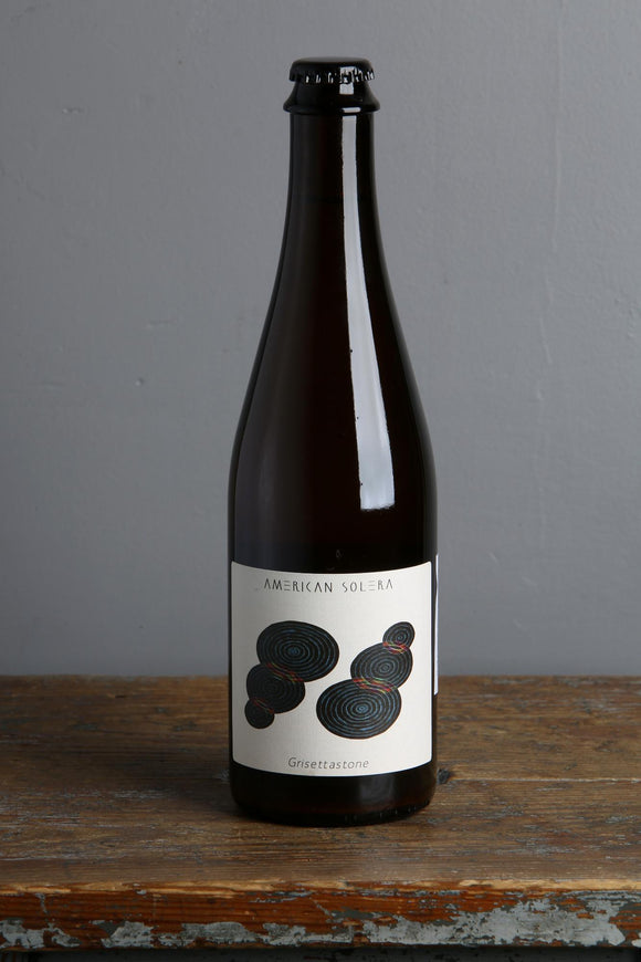 A grisette farmhouse saison from American Solera, USA