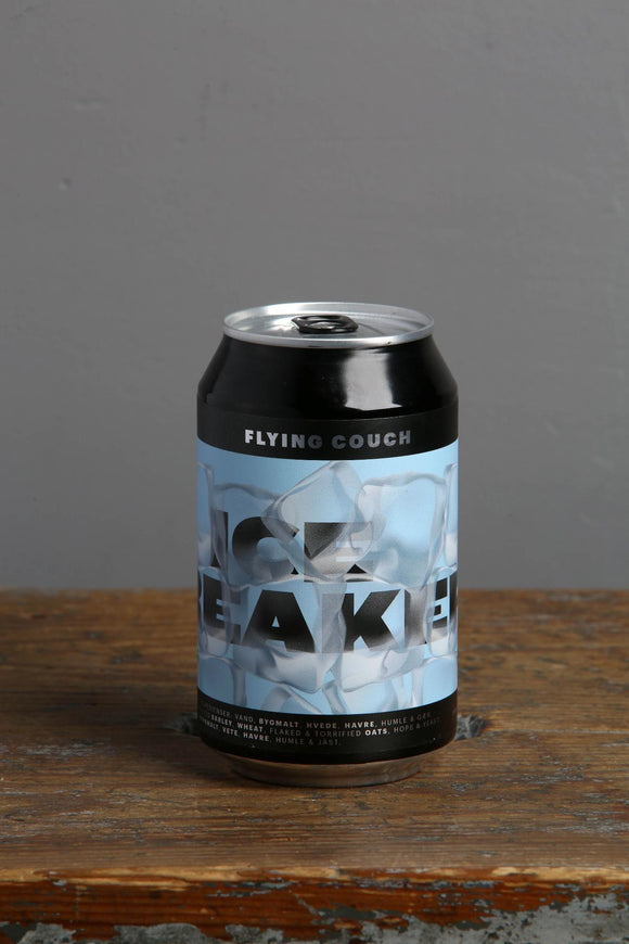 Ice Breaker New England IPA in a 330ml can
