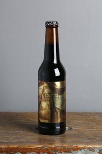 Estonian craft porter from Pohjala brewery. Bottle 330ml.