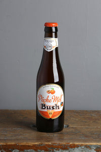 Dubuisson Peche Mel Bush, Belgian Fruit Beer