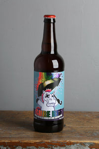 Pipework's Double IPA with Mango and Honey. Brewed in the USA, sold at Beerfox in Riga.