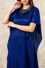 Load image into Gallery viewer, Ease Up Kaftan Dress - Royal Blue
