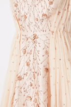 Load image into Gallery viewer, Peach Pink Gown