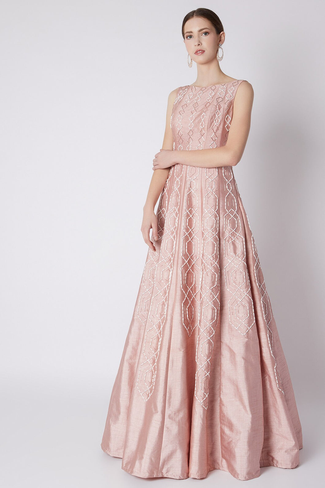 Rose Pink Gown