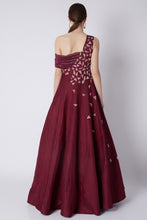 Load image into Gallery viewer, Maroon Gown