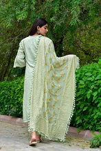 Load image into Gallery viewer, 3 Sequence Jaal Dupatta Set