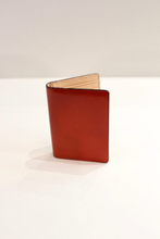 Load image into Gallery viewer, Il Bussetto Bifold Cardholder (Orange)