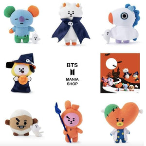 BTS BT21 2019 Halloween Plush Doll (27x38) - BT21