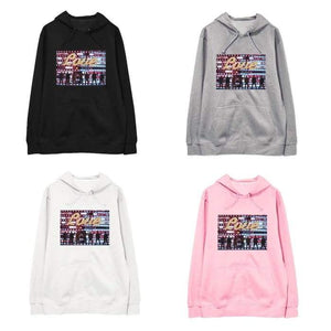 BTS Boy With Luv MV Hoodie - Hoodie & Jacket