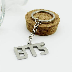 Bts Classic Logo Keyring - Accessories