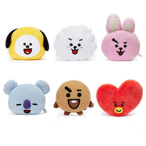 BTS BT21 Cute Funny Plushies (30x40) - BT21