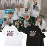 Bts Flower On Stage Epilogue T-Shirt - S / Black - T-Shirt