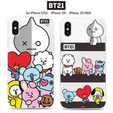 Bts Bt21 Iphone Case (Xs / Xs Max / Xr ) - Phone Cases