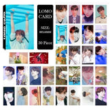 Bts Love Yourself Answer Suga Lomocard - Photocard