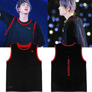 BTS Love Yourself Speak Yourself Uniform - Tank Top