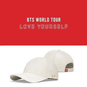 Bts Love Yourself World Tour Cap - 2018 World Tour