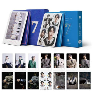 BTS Map Of The Soul: 7 Album Special Lomocard - Photocard