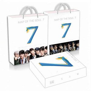 BTS MAP OF THE SOUL 7 ARMY BOX - ARMY BOX