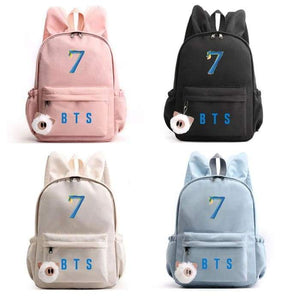 BTS Map Of The Soul: 7 Bunny Backpack - Backpack