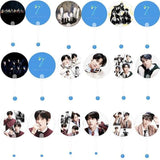 BTS Map Of The Soul: 7 Hand Fan - Hand Fan