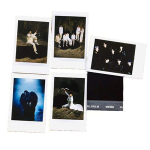 BTS Map Of The Soul: 7 Polaroid Photocard (Ver 1 & 2) - Set Of 8 (SAVE 20%) / 1 - Photocard