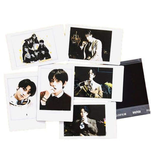 BTS Map Of The Soul: 7 Polaroid Photocard (Ver 3 & 4) - Set Of 8 (SAVE 20%) / 3 - Photocard