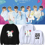 Map Of The Soul: 7 ~The Journey~ Member Sweatshirt - Bangtanmania | BTS Merchandise Shop | BTS Clothings & Accessories