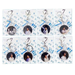BTS Map Of The Soul: 7 (Ver 1) Keyring - Keyring